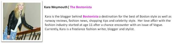 Kara Weymouth | The Bostonista