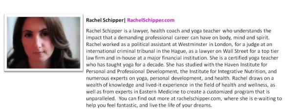 Rachel Schipper Bio