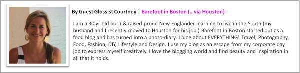 Courtney | Barefoot in Boston