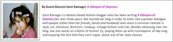 Sami Ramage | A Glimpse of Glamour