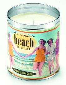 Beach in a Can Candle | Aunt Sadie's