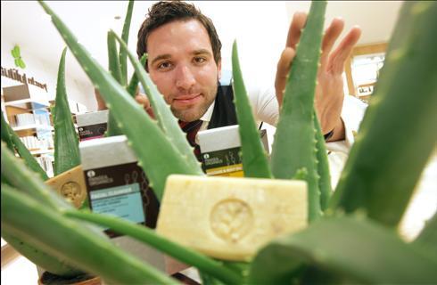 Joshua Onysko | Founder + CEO Pangea Organics