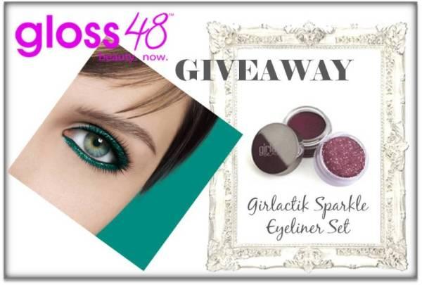 Giveaway Alert! Girlactik Glitter Eye Liner!
