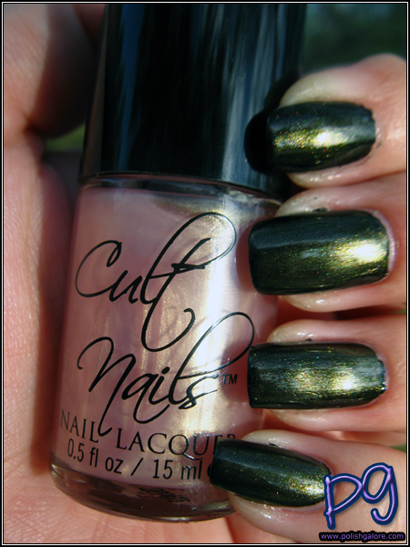 Cult Nails | Alter Ego in Sunlight
