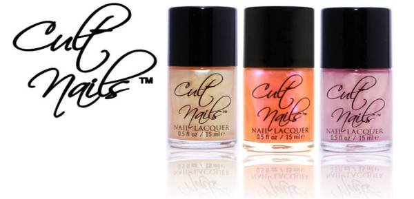 Cult Nails | First Look! Color Changing Top Coats
