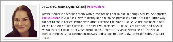 Krystal | PolishGalore