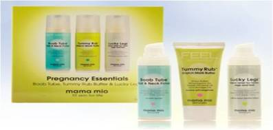 Mama Mio | Pregnancy Essentials