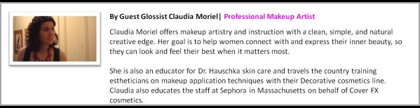 Claudia Moriel outline