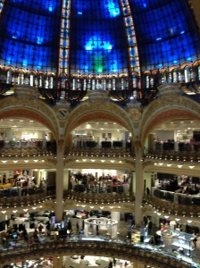 Galeries Lafayette Atrium