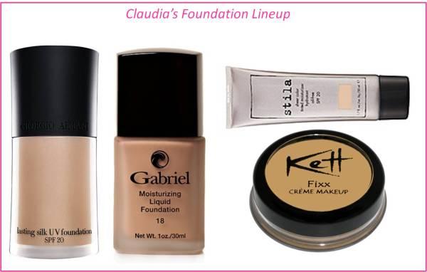 Claudia's Foundations