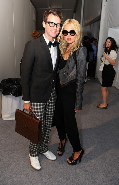 Rachel Zoe & Brad GoreskiSource: Katy Winn/Getty Images North America