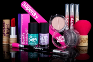 Superdry Makeup Line