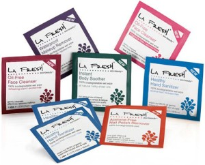 La Fresh Single Serve Packets