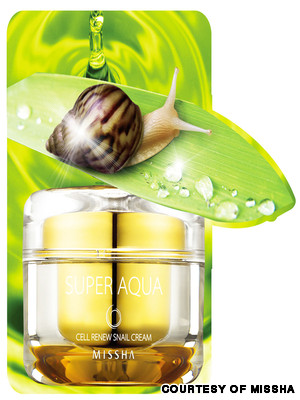 MISSHA Super Aqua Cell Renew Snail CreamSource: MISSHA