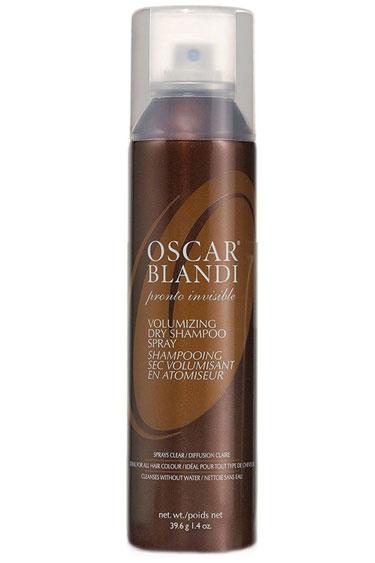 Oscar Blandi Pronto Dry Shampoo Spray Source: Harper's Bazaar