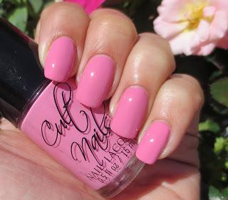 Kiss My Rose BushSource: Cult Nails Blog
