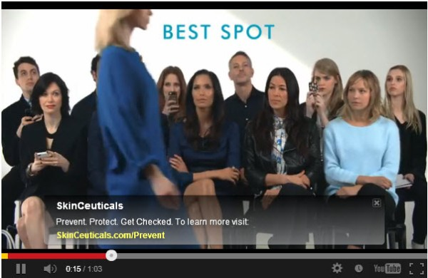 Skinceuticals Video