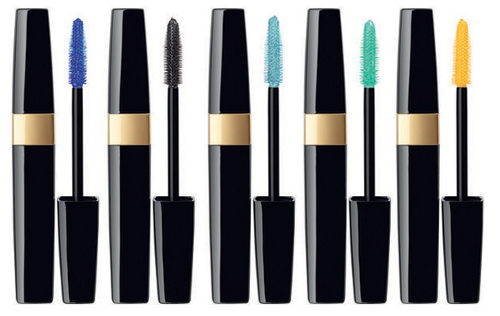 Chanel L'ete Papillon de Chanel Summer-2013 Collection Mascara