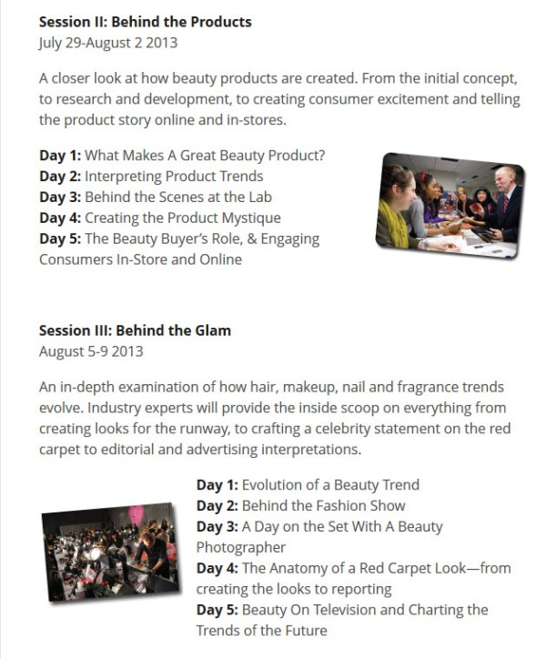 Beauty BizCamp Upcoming Sessions