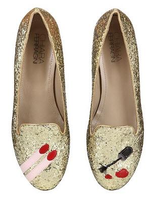 Chiara Ferragni Nail Polish Loafers