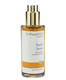 Dr. Hauschka: a great way to refresh skin after a long, hot day.