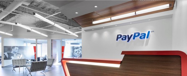 PayPal (slash Gloss48) Boston Office
