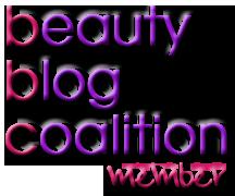 Beauty Blog Coalition Member
